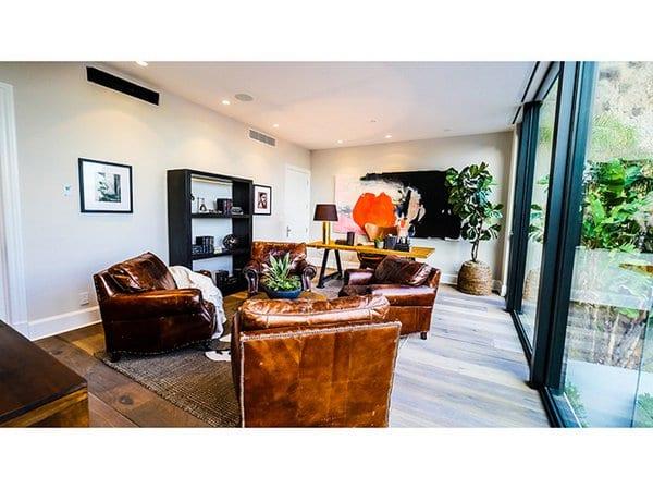 The Home of Emily Blunt and John Krasinski
