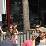 Hrithik Roshan and Sussanne Khan Spotted on Hridhaan Roshan's Birthday