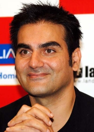 Arbaaz Khan wants us to know that he's still separated from Malaika Arora Khan