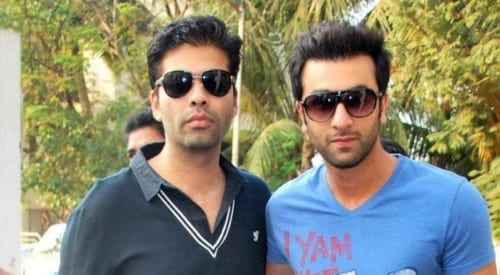 Karan Johar on how he enjoyed working with Ranbir Kapoor the best