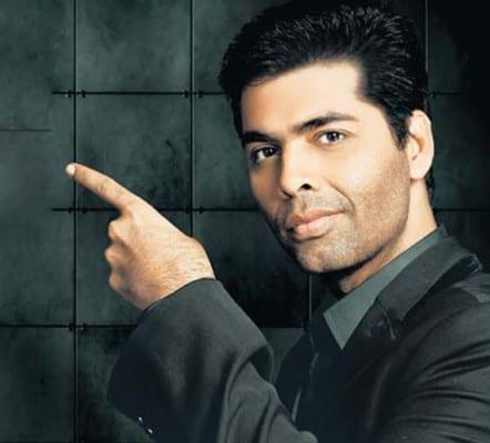 Karan tells us something we already know about Shah Rukh