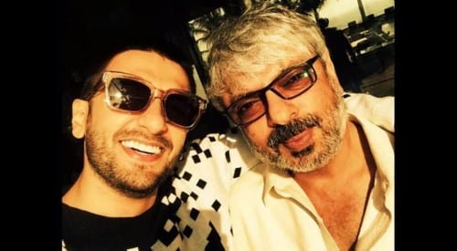 Rumour has it Sanjay is mad at Ranveer wants another star to replace him in Padmavati