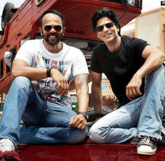 Shah Rukh Khan and Rohit Shetty will not make more crap films anymore