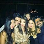 Aishwarya Rai and Katrina Kaif Spotted in one Picture