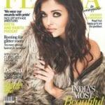 Aishwarya Rai Bachchan on Femina Magazine