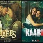 Box Office Battle: Hrithik Roshan's Kaabil vs Shah Rukh Khan's Raees