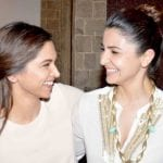 Deepika Padukone speaks on how fond she is of Anushka Sharma and Katrina Kaif