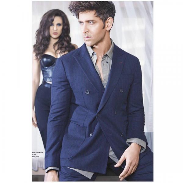 Hrithik Roshan on The Man Magazine