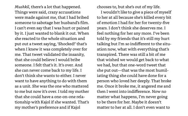 Karan Johar opens up about why he and Kajol aren't talking in his book