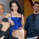 Mahesh Bhatt thinks Hrithik Roshan is innocent – Hrithik-Kangana Drama