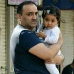 Aditya Chopra spotted with his daughter Adira Chopra