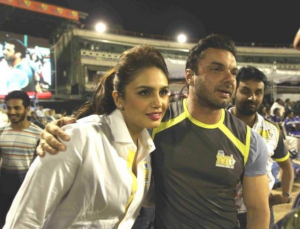Huma Qureshi wants the media to stop linking her to her brother, Sohail Khan