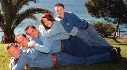 Introducing the Weirdest Family Portraits