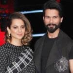 Kangana Ranaut complains about shooting with Shahid Kapoor