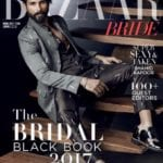 Shahid Kapoor looks like a homeless man on Harper's Bazaar Bride Magazine
