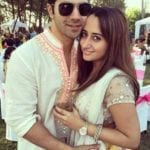 Varun Dhawan talks about his relationship with his girlfriend Natasha Dalal