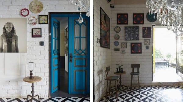 Celebrity Homes - Kangana Ranaut's Apartment in Mumbai