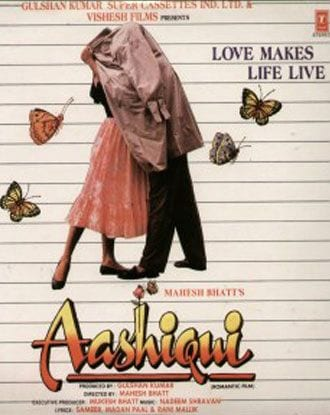 Old Aashiqui Poster