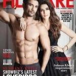 Sushant Singh Rajput and Kriti Sanon on Filmfare Magazine