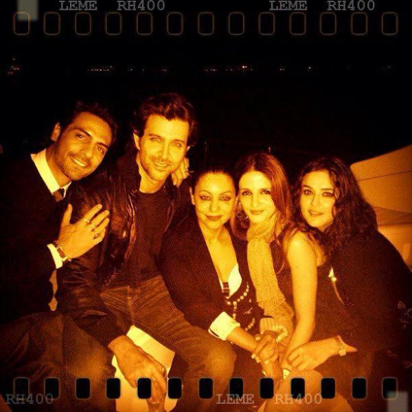 Bollywood Blind Item – Retro 1