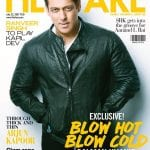 Salman Khan and his blow moods on Filmfare Magazine