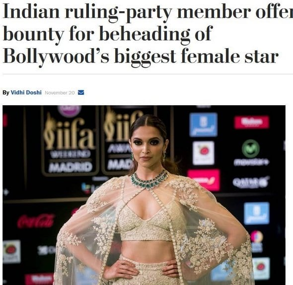 Bollywood Blind Item – December 2017